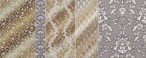Декор KERLIFE Diana Grigio 2 505х201