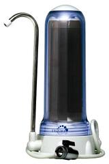 Фильтр Гейзер 1 УК евро (настольный, СВС, с краном, дивертором), арт.19003