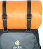Картинка рюкзак туристический Deuter Aircontact 60+10 Sl Aubergine-Cranberry - 3