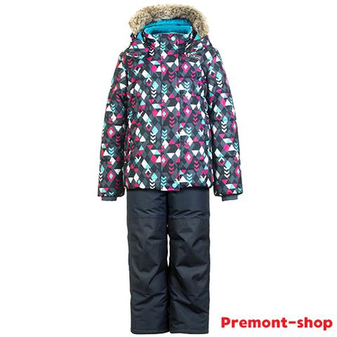 Комплект Premont Зима Воды Маккензи WP81216 Grey