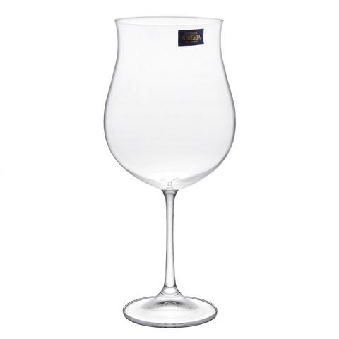 Набор из 6 бокалов для вина Crystalite Bohemia Safia, 640 мл