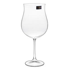 Набор из 6 бокалов для вина Crystalite Bohemia Safia, 640 мл, фото 1