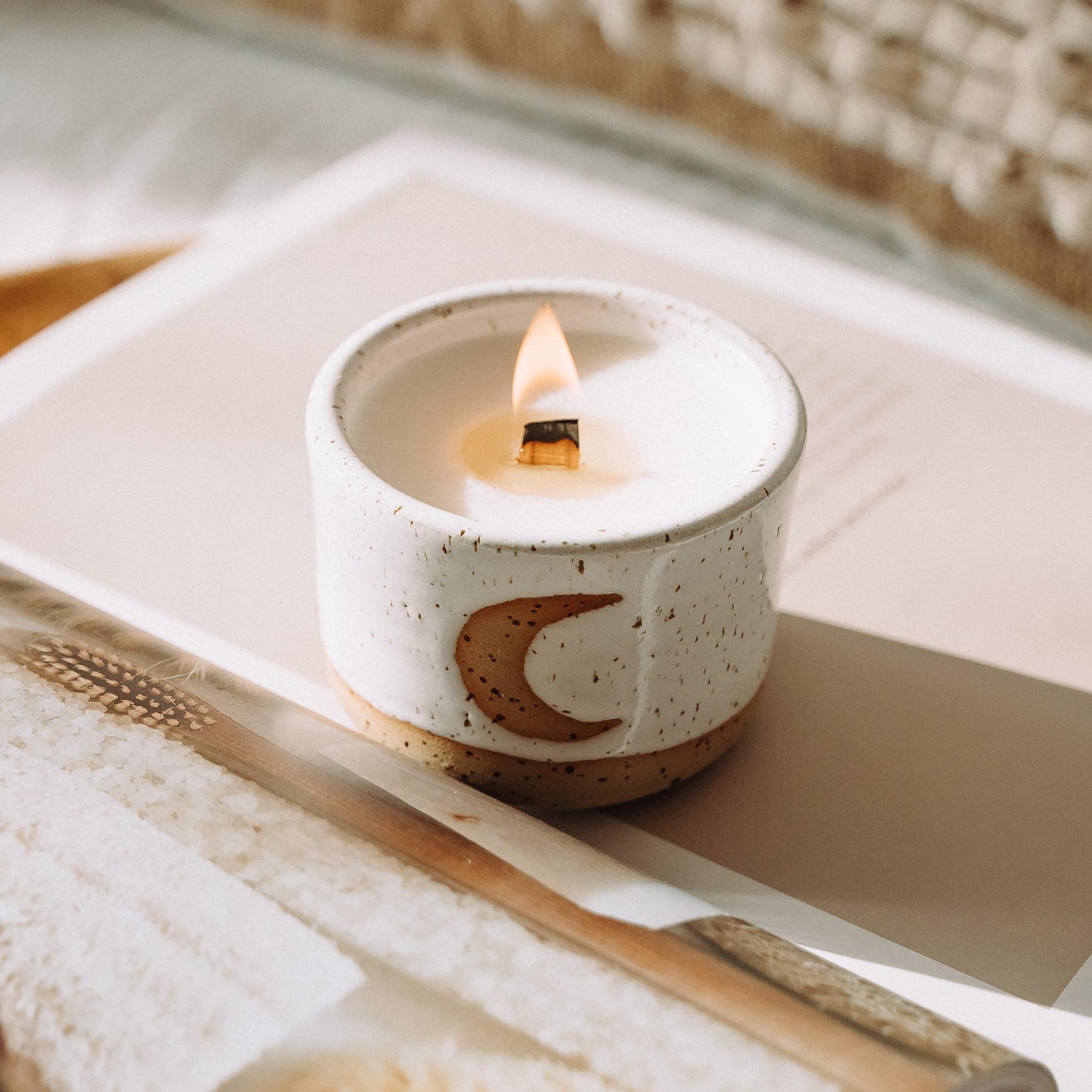 Mooncake ceramic