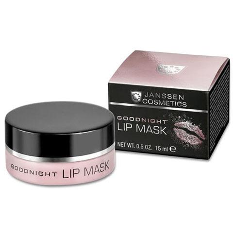 Janssen Trend Edition: Ночная восстанавливающая маска для губ (Goodnight Lip Mask)