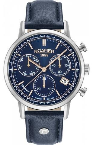 Часы мужские Roamer 975 819 41 45 09 Vanguard Chrono II