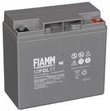 Аккумулятор FIAMM 12FGL17 ( 12V 17Ah / 12В 17Ач ) - фотография