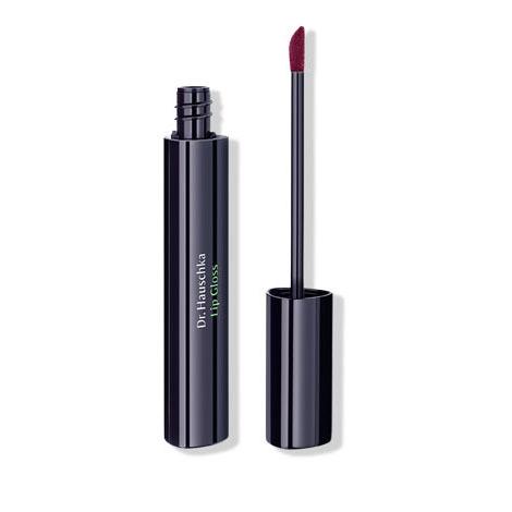 Блеск для губ 03 сочная ежевика (Lip Gloss 03 blackberry) Dr. Hauschka