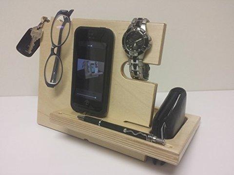 Органайзер подставка под телефон и часы ДекорКоми
