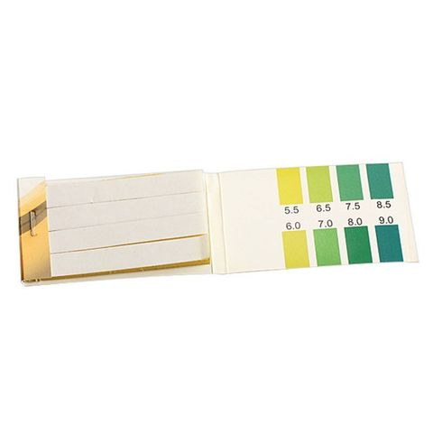 Лакмусовая бумага для измерения кислотности от 5 до 9