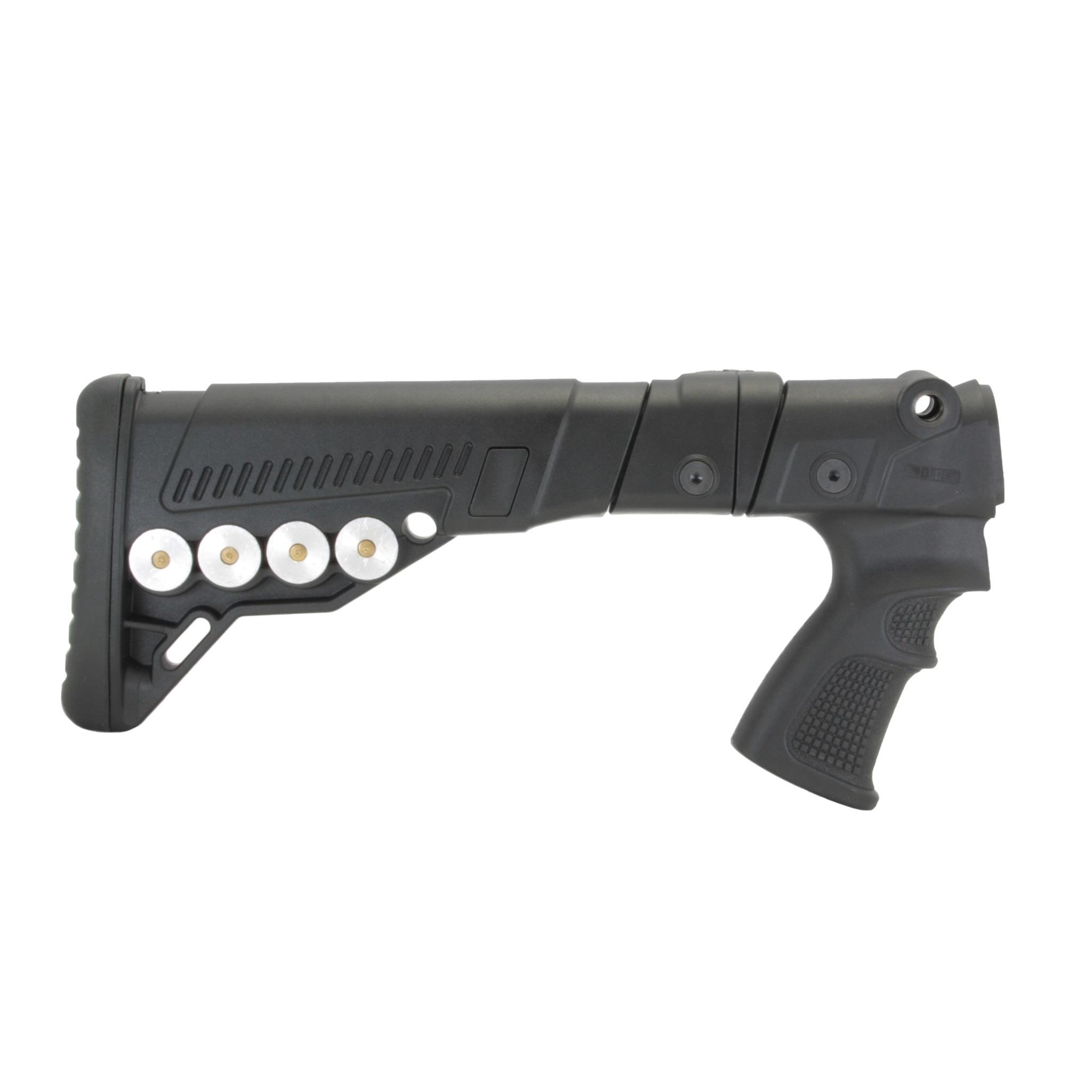 Купить Комплект: Телескопический приклад Ремингтон, DLG Tactical