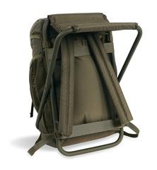 Складной рыбацкий рюкзак-стул Tatonka Fisherstuhl