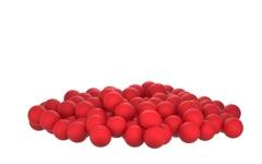 Бойлы насад. плав. Sonik Baits CRAB MICRON Fluo Pop-ups 8мм 50мл