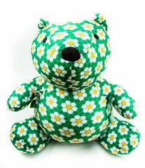 Подушка-игрушка антистресс Gekoko «Сотовый медведь» 2