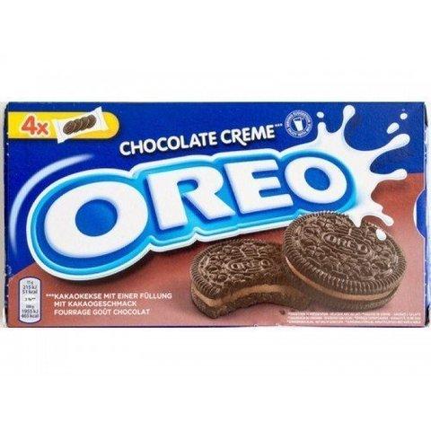 Печенье Oreo Chocolate Creme Орео с шоколадным кремом 176 гр