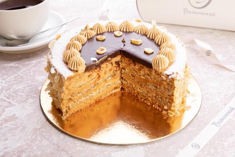 Торт Ореховый