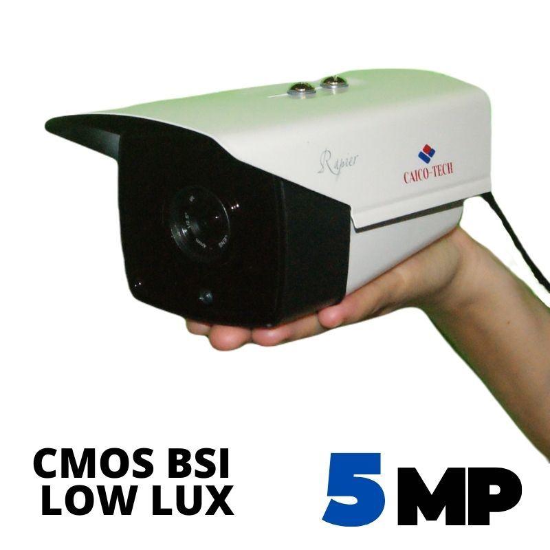 Видеонаблюдение уличные 5 Мп камеры описание цена