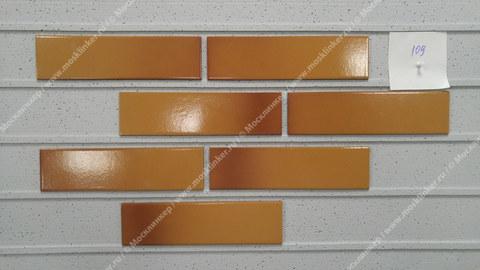 Cerrad Miodowa, szkliwiona, new, 245x65x6.5 - Клинкерная плитка для фасада и внутренней отделки