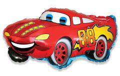 F Фигура, Веселый гонщик, красный,32