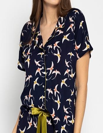 Рубашка Прикосновение 8608