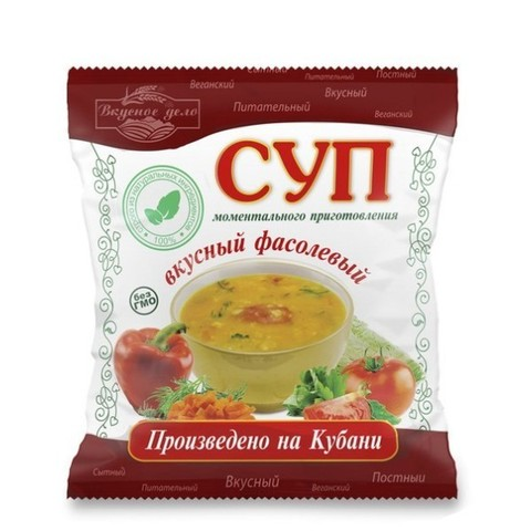 Суп Вкусное Дело Фасолевый 28г