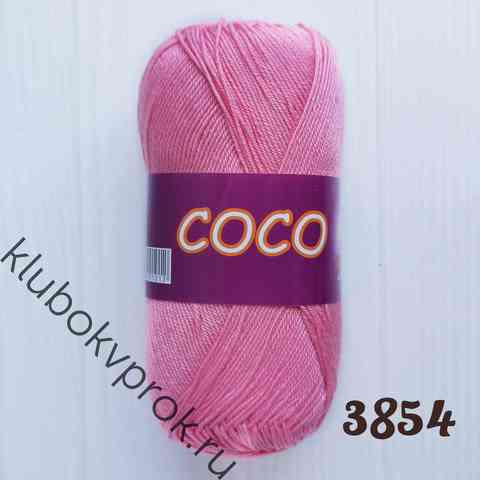 COCO VITA COTTON 3854, Светлый розовый