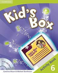 Kid's Box 1Ed 6 AB +R