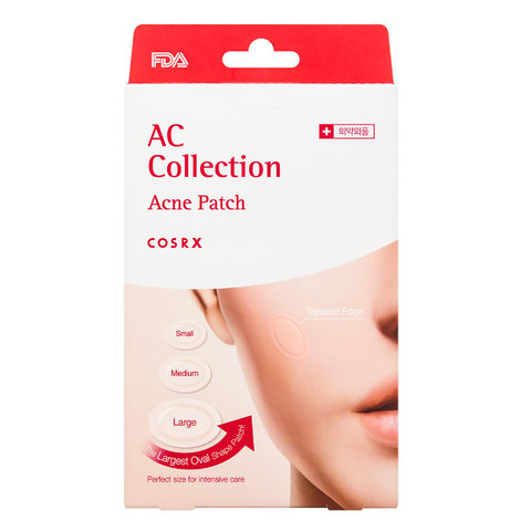 КСР AC Collection Патчи от акне AC Collection Acne Patch 26шт (10702070/101019/0208917)