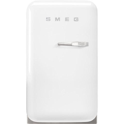 Компактный холодильник Smeg FAB5LWH5