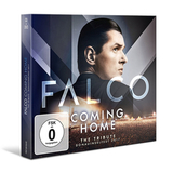Falco / Coming Home - The Tribute Donauinselfest 2017 (Deluxe Edition)(CD+DVD)