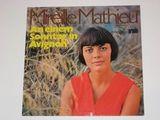 Mireille Mathieu / An Einem Sonntag In Avignon (LP)