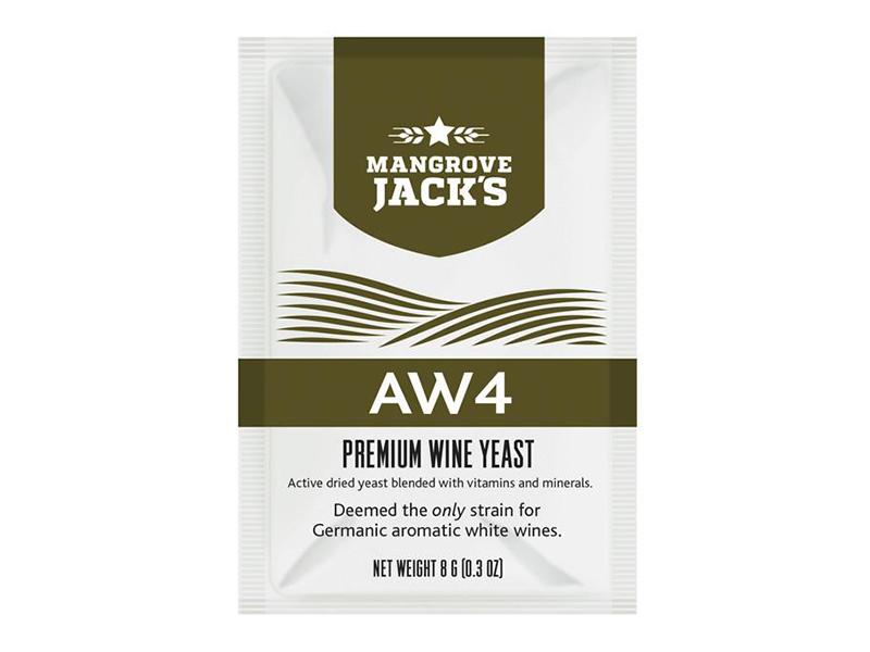 Дрожжи винные Дрожжи винные Mangrove Jack`s AW-4 8г Mangrove_Jack_s_AW-4_8г.jpg