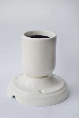 Спот керамический белый S1 White