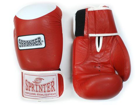 Перчатки бокс SPRINTER TIGER-STAR. Размер-вес 8