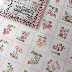 Ткань для пэчворка, хлопок 100% (арт. X0630)