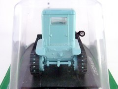 Tractor SHTZ-NATI turquoise 1:43 Hachette #9