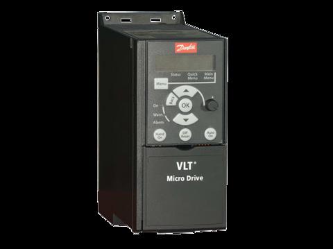 Частотный преобразователь Danfoss VLT Micro Drive FC 51 (7.5 кВт, 380В, 3 ф.) 132F0030