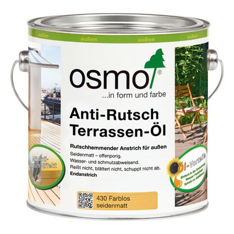 Масло для террас антискользящее OSMO Terrassen-Öle Anti-Rutsch
