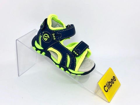 Clibee A-6 Blue/Green 18-23