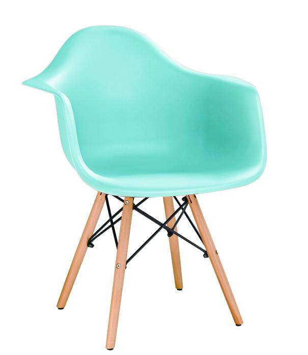 Кресло HUGO BLUE (голубой)