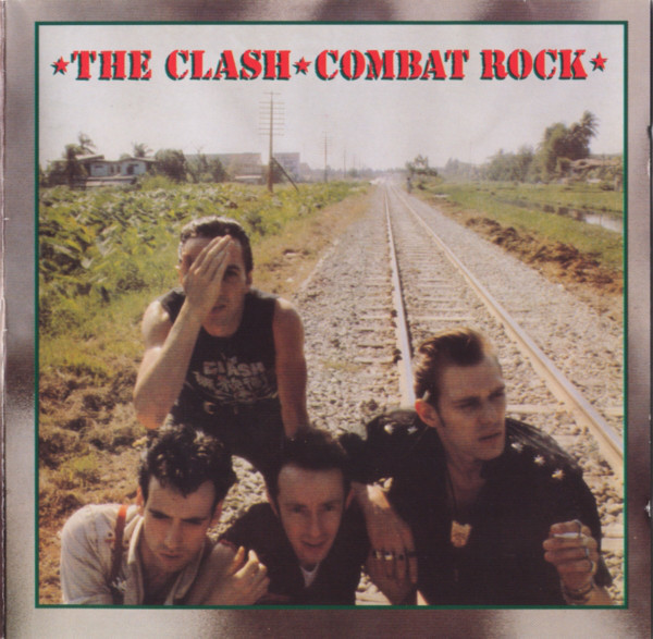 CLASH, THE: Combat Rock