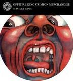 Слипмат Для Проигрывателя Виниловых Пластинок (King Crimson - In The Court Of The Crimson King)