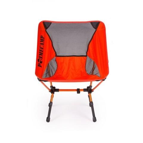 Стул для кемпинга и туризма, orange