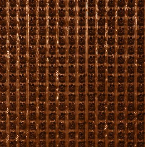 Щетинистое покрытие Коричневый 0,9х15 м
