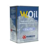 Vermeister Fix. Oil высокопрочное фиксирующее масло (после Pro Oil, Color Oil) 1л Италия