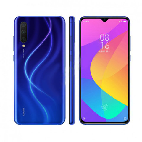Смартфон Xiaomi Mi9 Lite 6/64Gb Blue EU (Global Version)