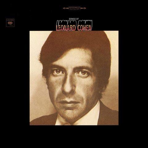 Виниловая пластинка. Leonard Cohen