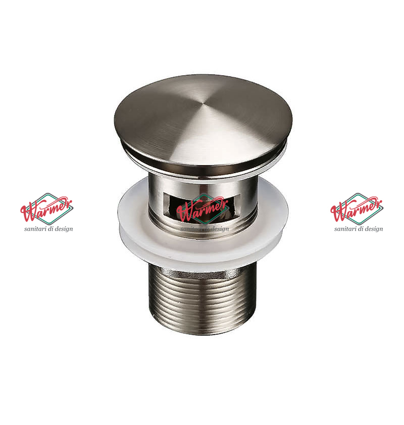 Комплектующие Донный клапан Warmer Brushed Chrome Line B 080 Скриншот-13-12-2020-163521.jpg