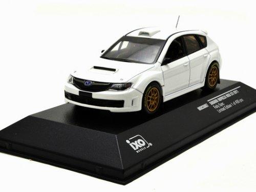 Коллекционная модель Subaru Impreza WRX STI Rally Spec 2011