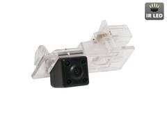 Камера заднего вида для Renault Duster Avis AVS315CPR (#124)