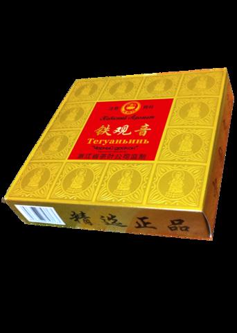 Чай улун Небесный аромат Тегуаньинь Черный дракон